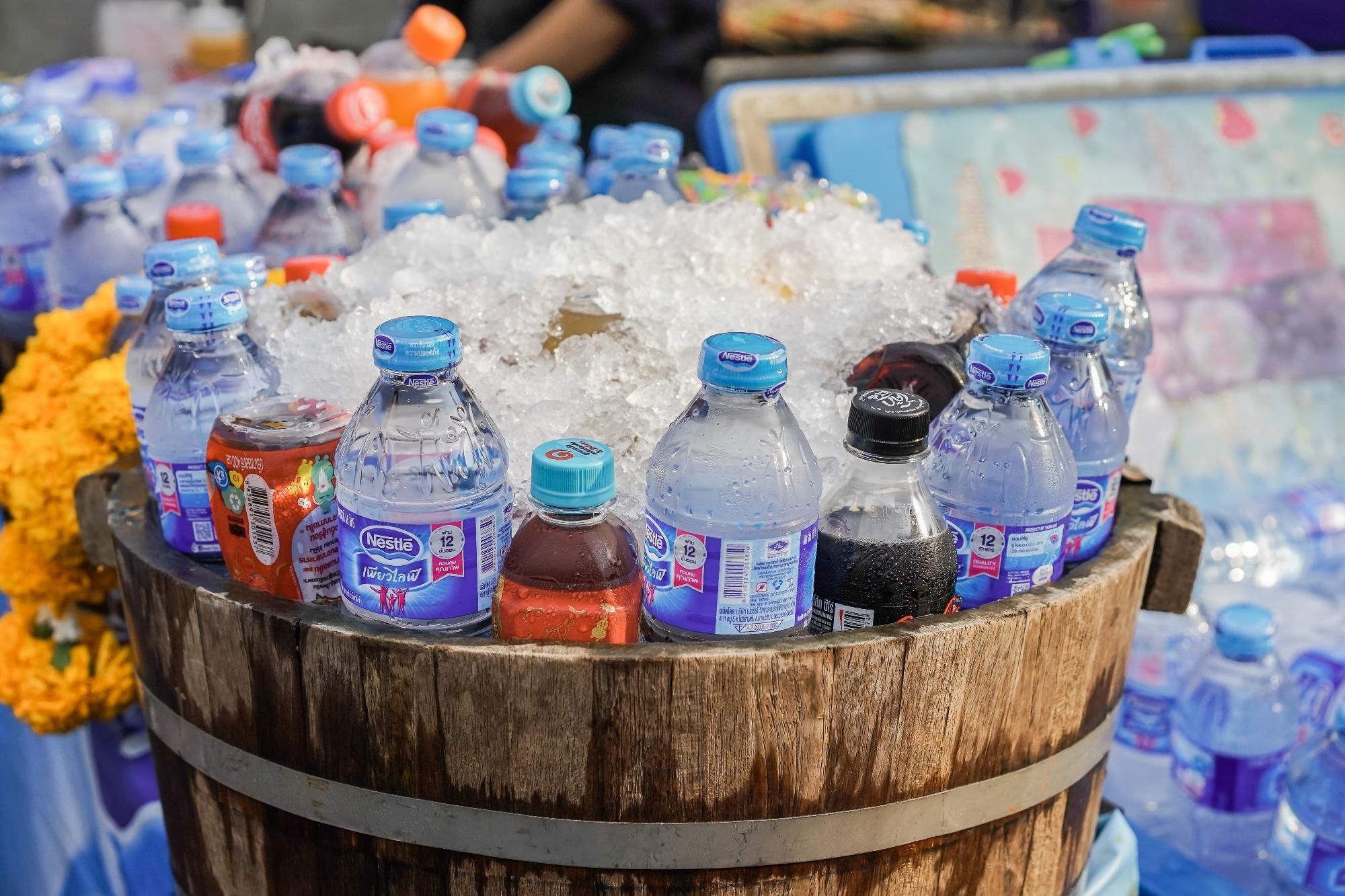 Питьевая вода на Самуи