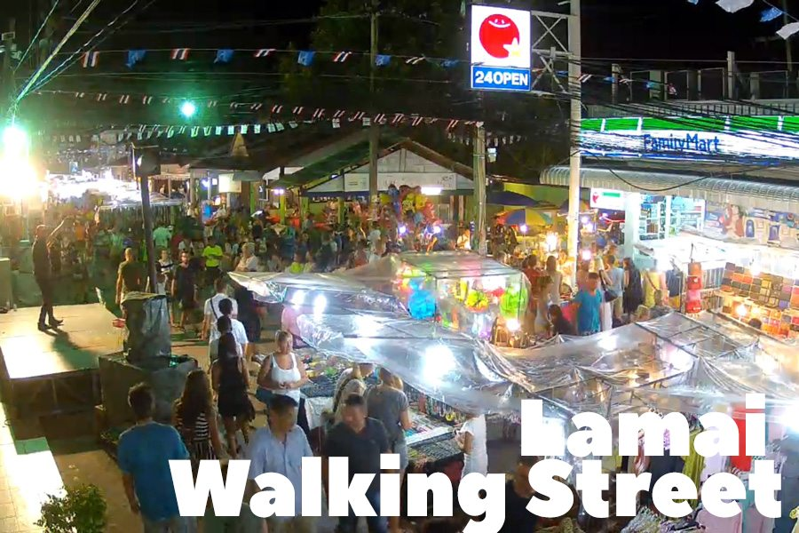 Lamai Walking Street
