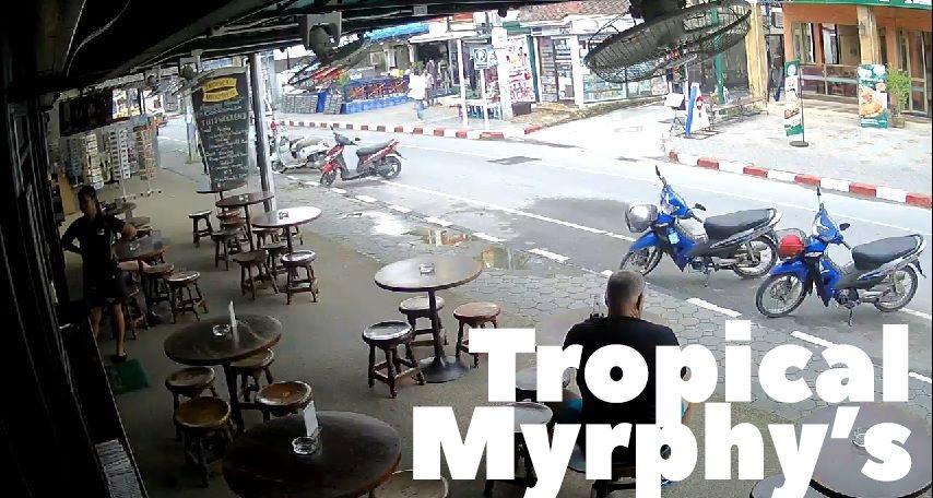 Веб-камера в баре Tropical Murphys
