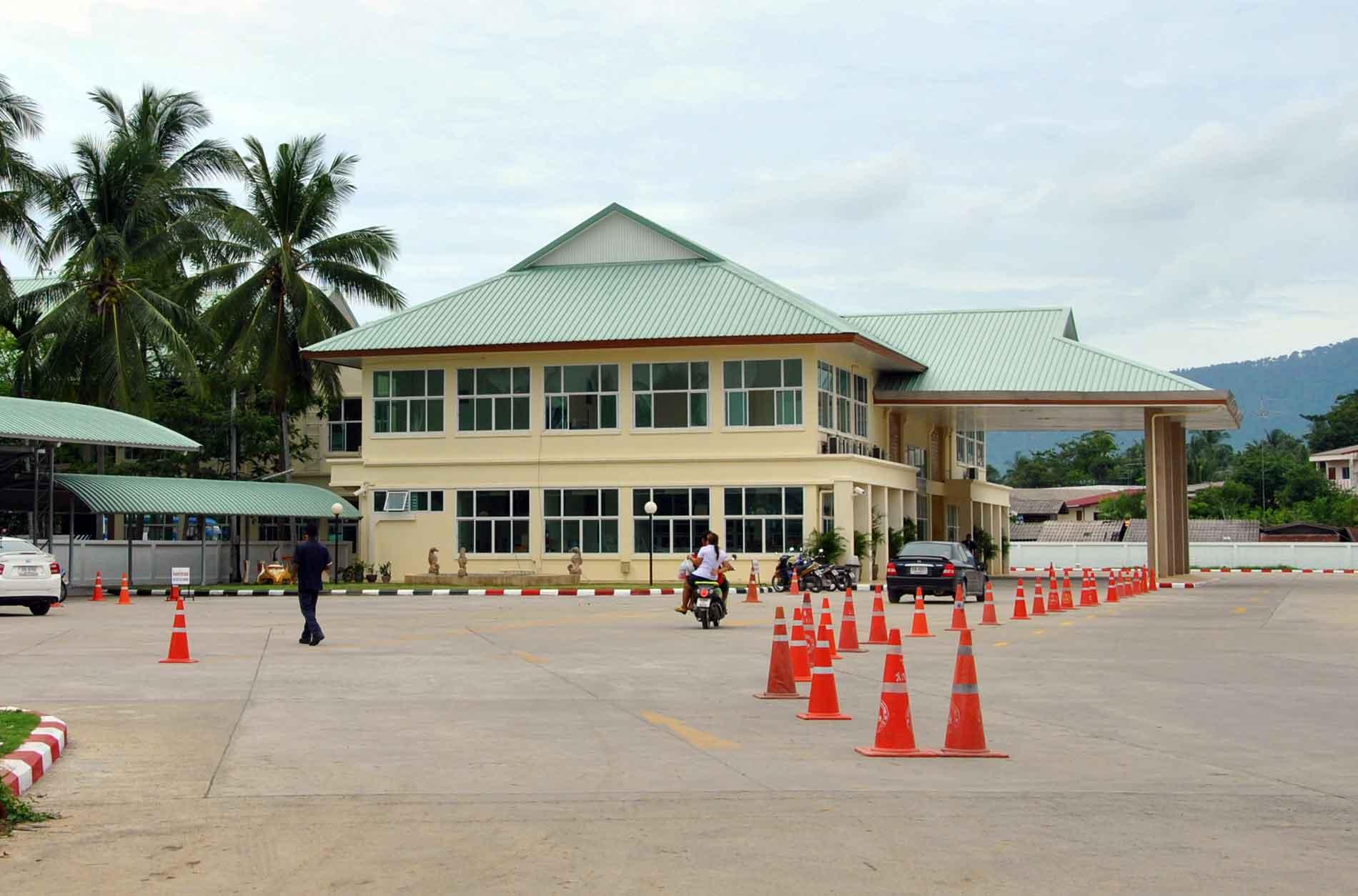 Автовокзал на Натоне