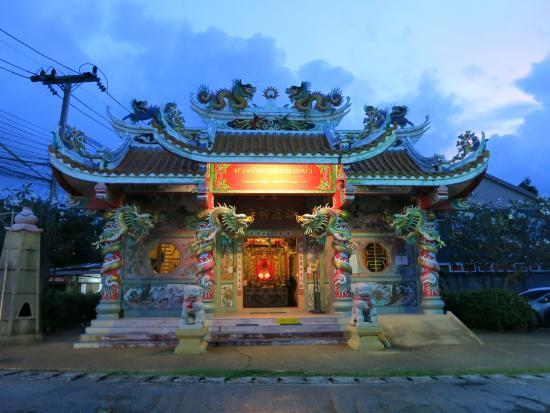 Китайский храм Бан Мае Нам