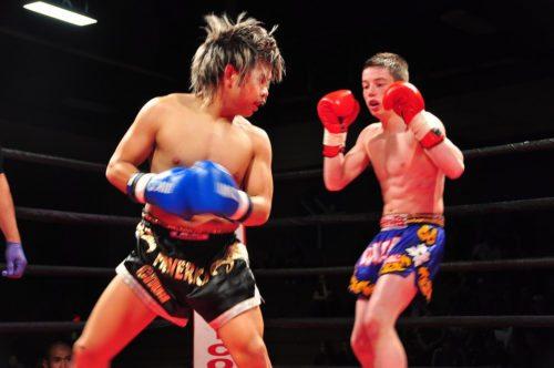 Тайский бокс на Ламаи