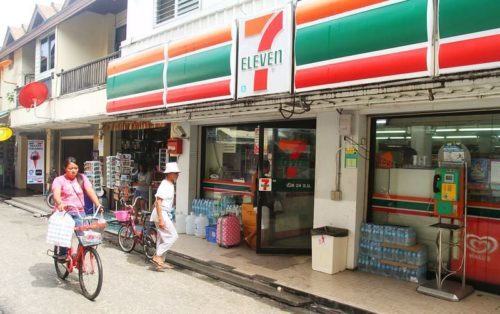 7 Eleven на Ламаи