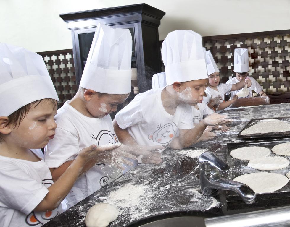 Курсы юных поваров