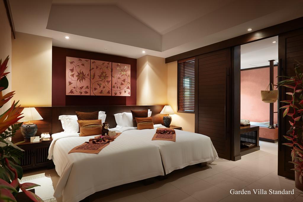 Спальня в вилле