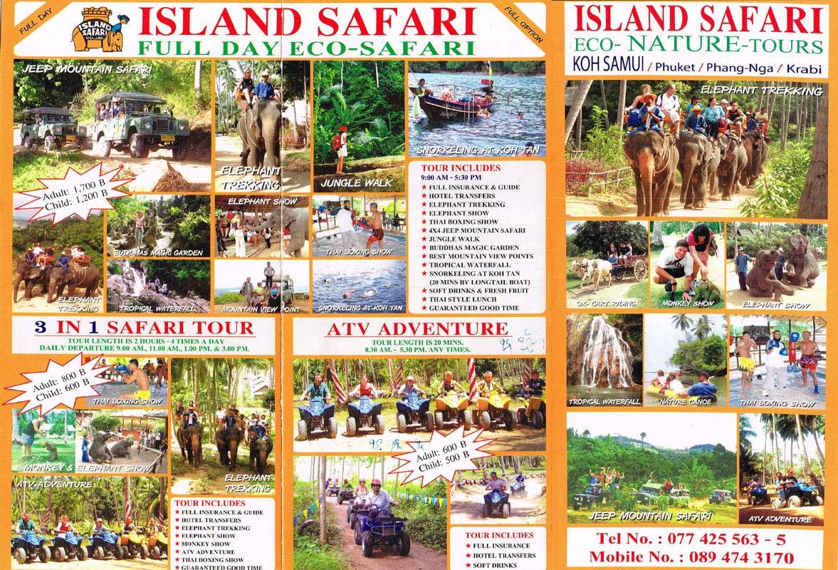 Island Safari Samui