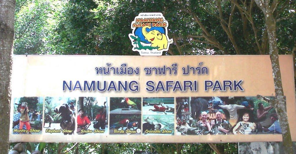 Namuang Safari Park