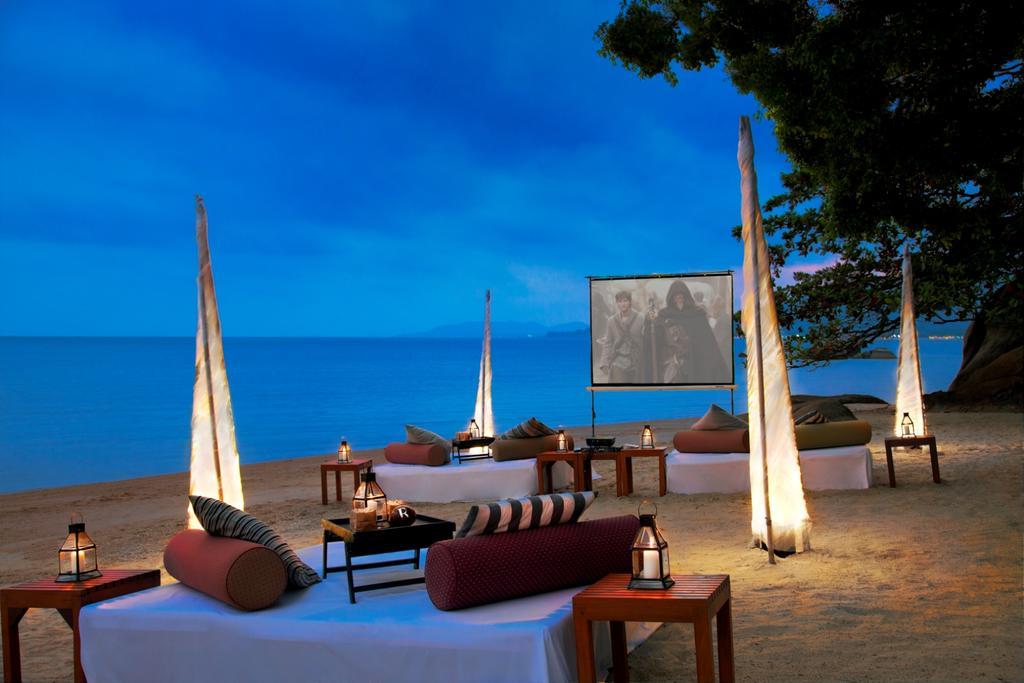 Кинотеатр на пляже