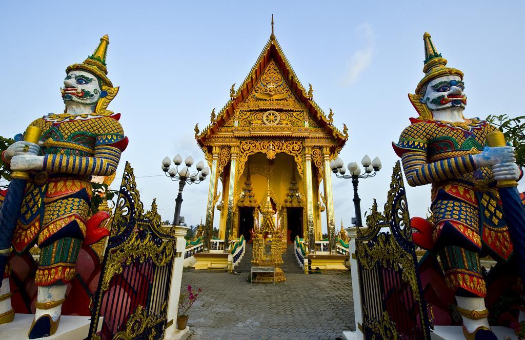 Храм Ват Нуан Нарам