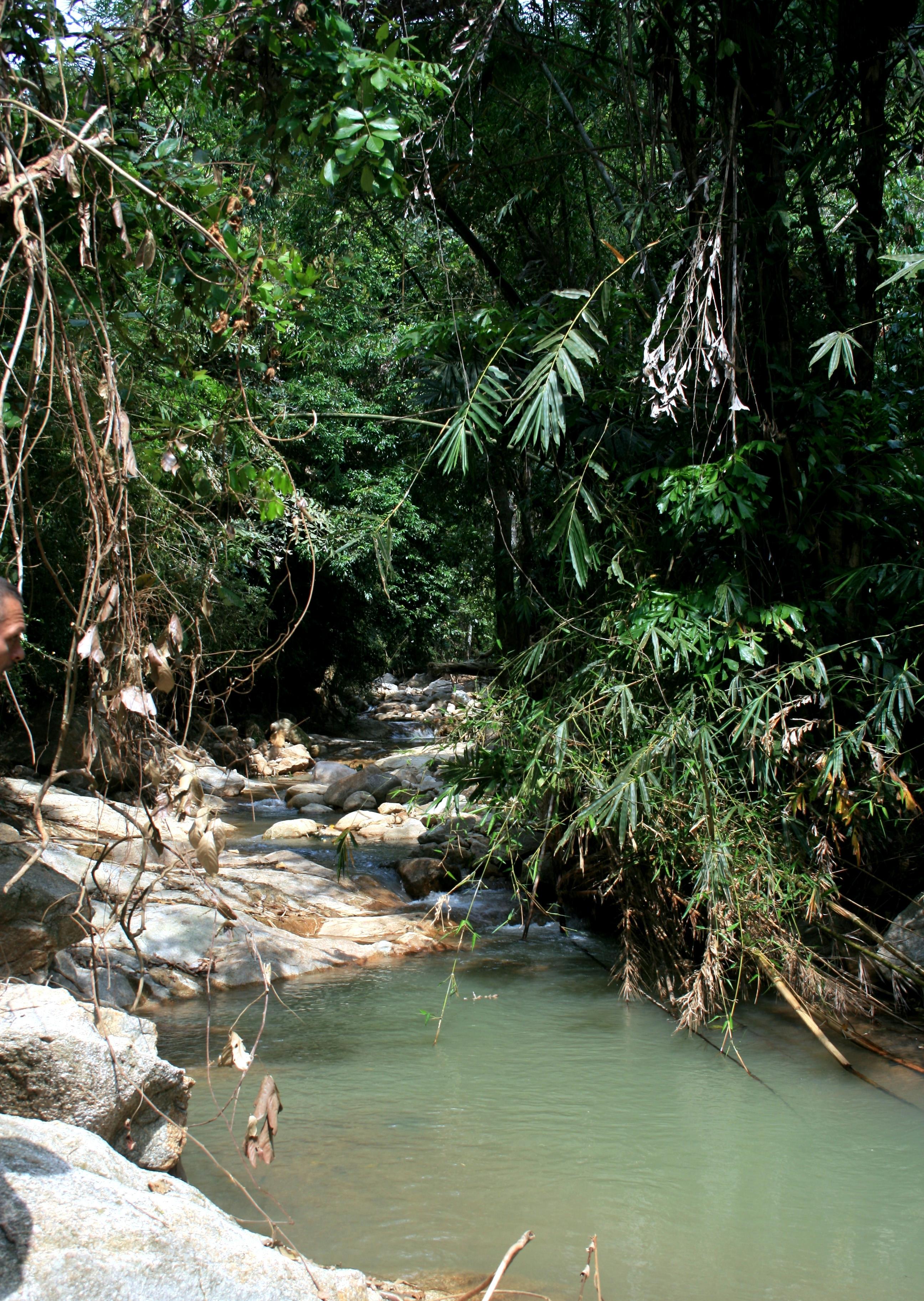 Водопад Zong Raue