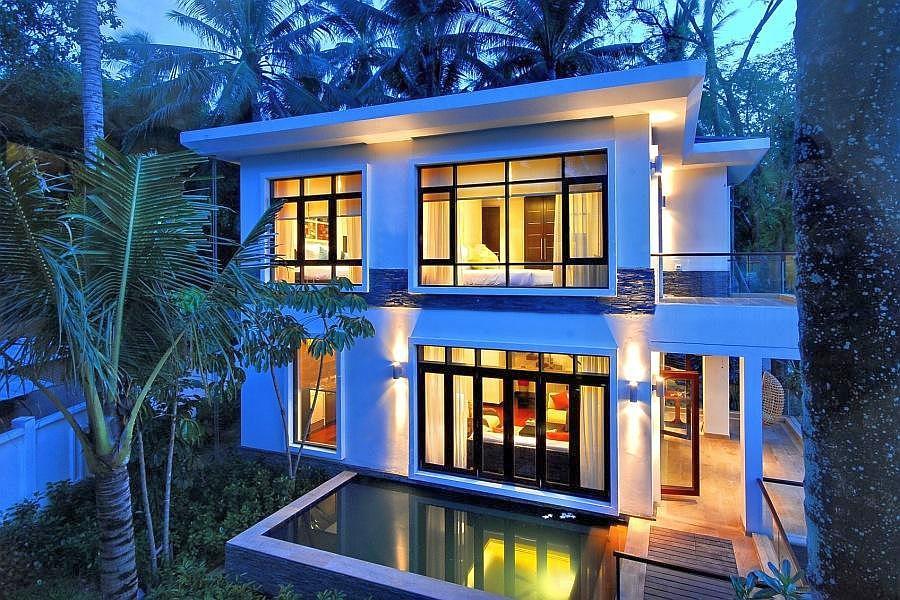 The Lotus Terraces
