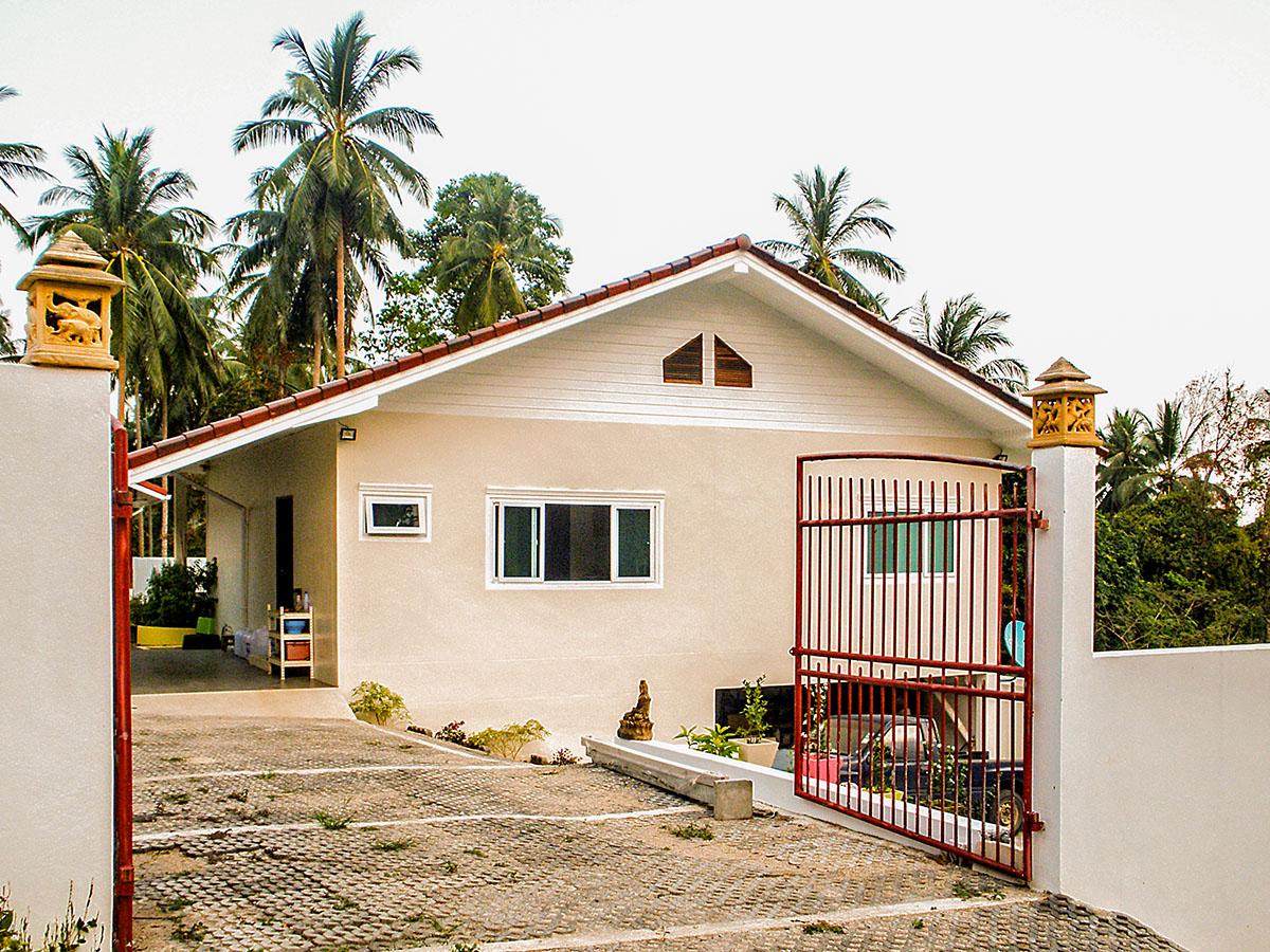 Дом на самуи купить недорогая недвижимость в торревьехе